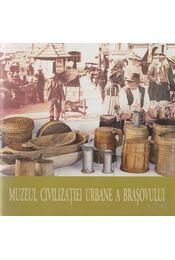 Muzeul civilizatiei urbane a Brasovului - Ligia Fulga - Régikönyvek