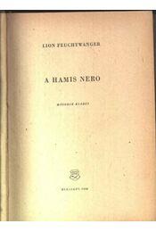 A hamis Nero - Lion Feuchtwanger - Régikönyvek