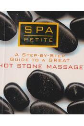 Hot stone massage - Lisa Helbig - Régikönyvek
