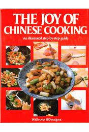 The Joy of Chinese Cooking - Lo Mei Hing, Giulia Marzotto, Sun Tzi Hsi - Régikönyvek