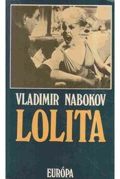 Lolita - Vladimir Nabokov - Régikönyvek