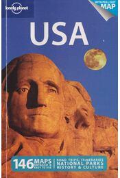 Lonely Planet - USA - Régikönyvek