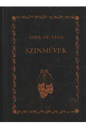 Színművek - Lope de Vega - Régikönyvek