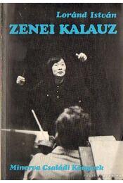 Zenei kalauz - Loránd István - Régikönyvek
