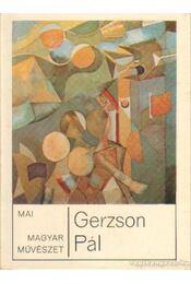 Gerzson Pál - Losonci Miklós - Régikönyvek