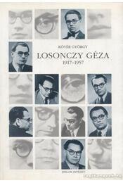 Losonczy Géza - Kövér György - Régikönyvek