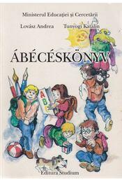Ábécéskönyv - Lovász Andrea, Tunyogi Katalin - Régikönyvek
