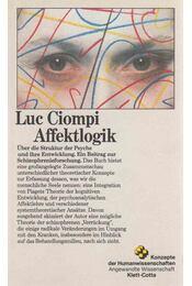 Affektlogik - Luc Ciompi - Régikönyvek