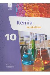 Kémia 10. munkafüzet - Ludányi Ágota, Ludányi Lajos, Szabó Krisztián, Tóth Zoltán - Régikönyvek