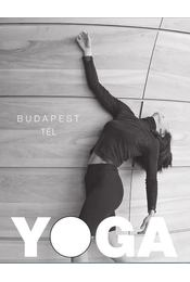 Yoga Budapest - Lukácsi Ákos - Régikönyvek