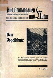 Dem Vogelschutz - Lumpe, Heinrich - Régikönyvek