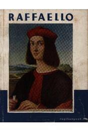 Raffaello - Lyka Károly - Régikönyvek