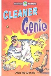 Cleaner Genie - MacDonald, Alan - Régikönyvek