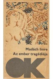 Az ember tragédiája - Madách Imre - Régikönyvek