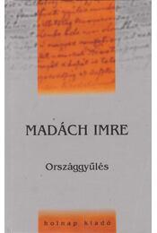 Országgyűlés - Madách Imre - Régikönyvek