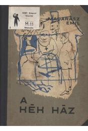 A kék ház - Madarász Emil - Régikönyvek