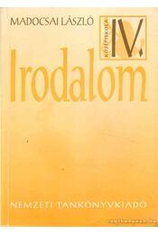 Irodalom - Madocsai László - Régikönyvek