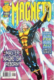 Magneto Vol. 1. No. 1 - Milligan, Peter, Jones, Kelley - Régikönyvek