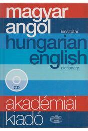 Magyar-angol kisszótár - Régikönyvek
