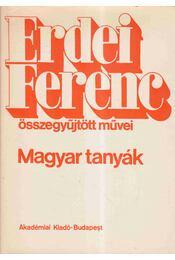 Magyar tanyák - Erdei Ferenc - Régikönyvek