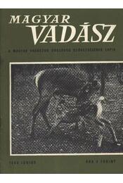 Magyar Vadász 1968/6. - Régikönyvek
