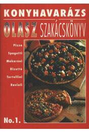 Olasz szakácskönyv - Makarész Miklós - Régikönyvek