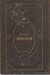Mákzór imádságos könyv az év minden napjára I. kötet - Régikönyvek