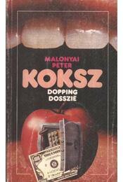 Koksz - Malonyai Péter - Régikönyvek