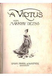 A virtus - Malonyay Dezső - Régikönyvek