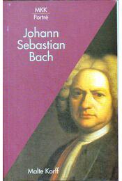 Johann Sebastian Bach - Malte Korff - Régikönyvek