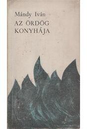Az ördög konyhája - Mándy Iván - Régikönyvek
