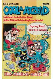 Cool & Ätzend 5. - Manni Schmeing - Régikönyvek