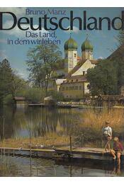 Deutschland - Manz, Bruno - Régikönyvek