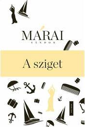 A sziget - Márai Sándor - Régikönyvek
