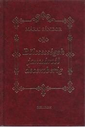 Bölcsességek januártól decemberig - Márai Sándor - Régikönyvek