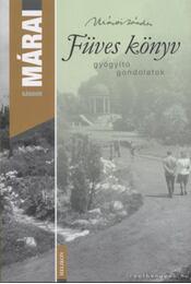 Füves könyv - Márai Sándor - Régikönyvek