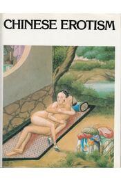 Chinese Erotism - Marc de Smedt - Régikönyvek
