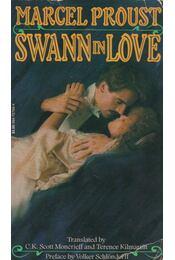 Swann in Love - Marcel Proust - Régikönyvek