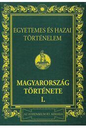 Egyetemes és hazai történelem V. (reprint) - Marczali Henrik - Régikönyvek