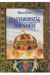 Magyarország története I-II. kötet egyben (hasonmás) - Marczali Henrik - Régikönyvek