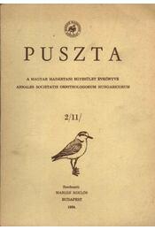 Puszta 2/11 - Marián Miklós (szerk.) - Régikönyvek