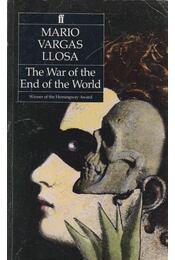 The War of the End of the World - Mario Vargas LLosa - Régikönyvek
