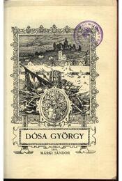 Dósa György - Márki Sándor - Régikönyvek