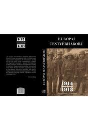 Európai testvérháború - Markó György, Schmidt Mária - Régikönyvek