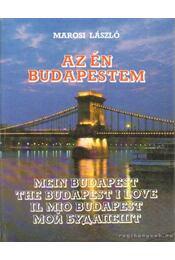 Az én Budapestem - Marosi László - Régikönyvek