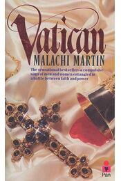 Vatican - MARTIN, MALACHI - Régikönyvek