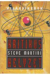 Kritikus helyzet - Martini, Steve - Régikönyvek