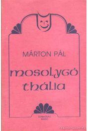 Mosolygó Thália - Marton Pál - Régikönyvek
