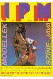 IPM 1990. április - Martos Gábor - Régikönyvek