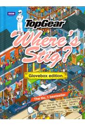Where's Stig? - Matt Master - Régikönyvek